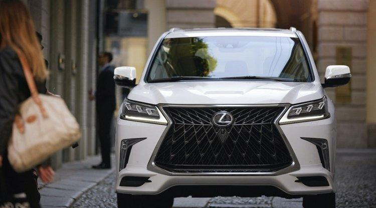 Nadchodzi nowy duży SUV Lexusa. Trwają przygotowania do produkcji