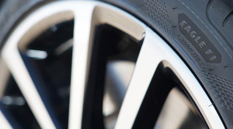 Goodyear Eagle F1 Asymmetric 5 zwycięzcą testu Tyre Reviews